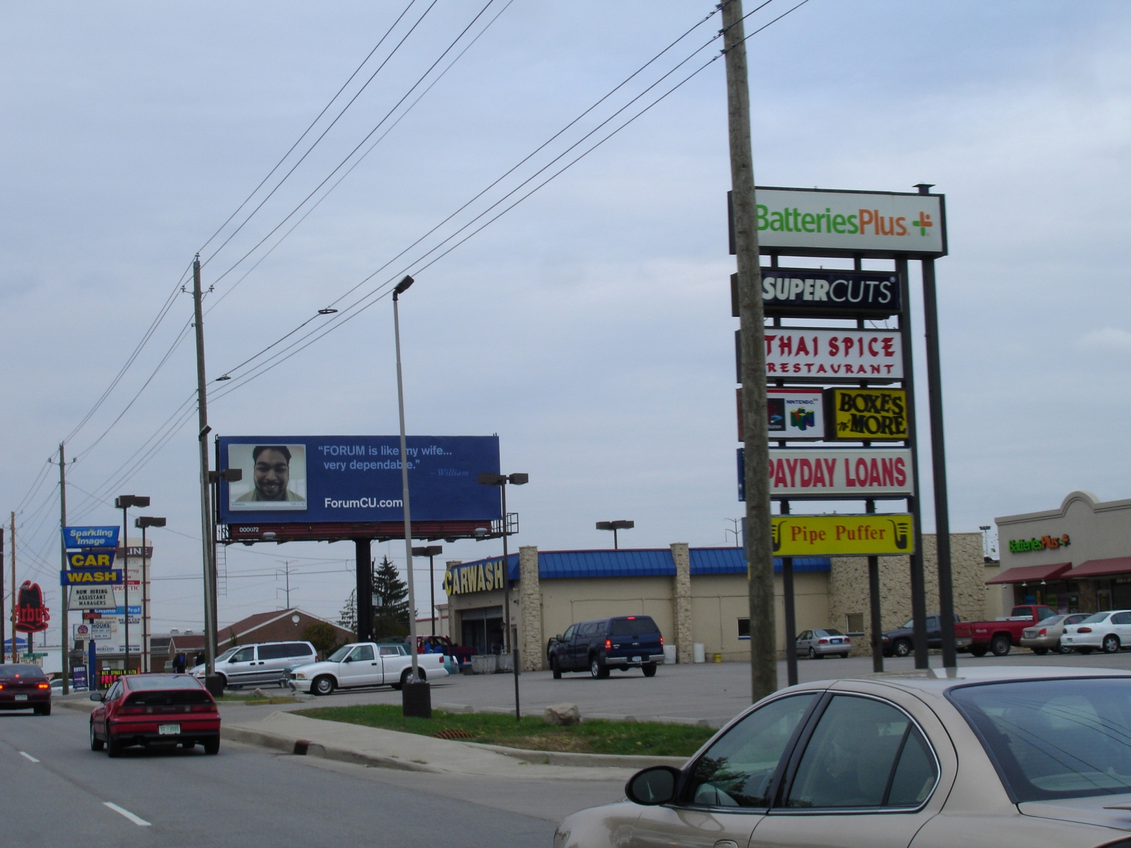 Banking & Credit Union Billboard Printing