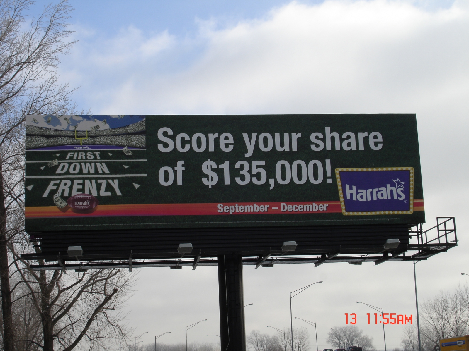 Casino Billboard Printing