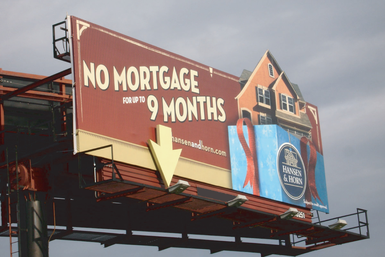 Home Builder Billboard Extension