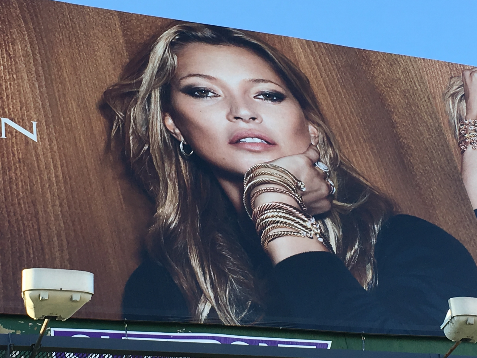Billboard Close Up