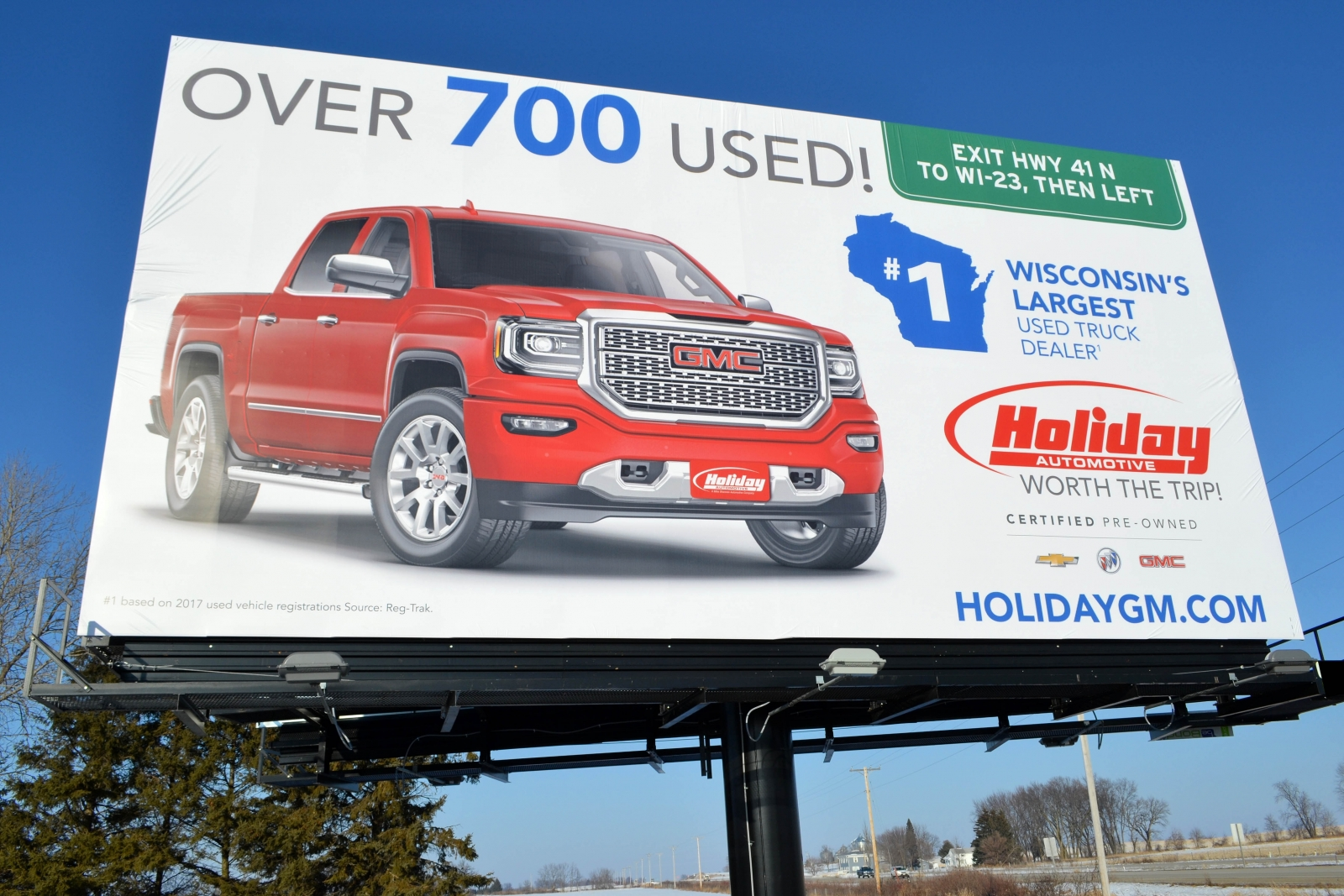 Oversized Billboard Printing